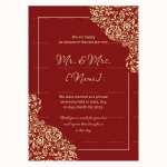 Wedding-Announcement-Template-Royal-Red-#1864