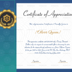 Certification of Appreciation for Employees (#1679) Preview