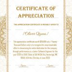 Certification of Appreciation for Employees (#1680) Preview