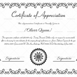 Certification of Appreciation for Employees (#1682) Preview