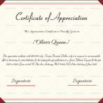 Certification of Appreciation for Employees (#1685) Preview