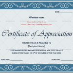 Certificate of Appreciation for Guest Speaker (Moov, Fillable in Word)