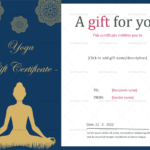 Blank Yoga-gift-certificate-template-in-Word-Format