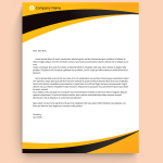 Business-Letterhead-Template-(Yellow,-4341)