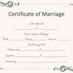 Marriage-Certificate-Template-(Word,-PDF)-Grey