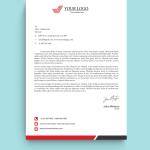 Two Color HR Letterhead
