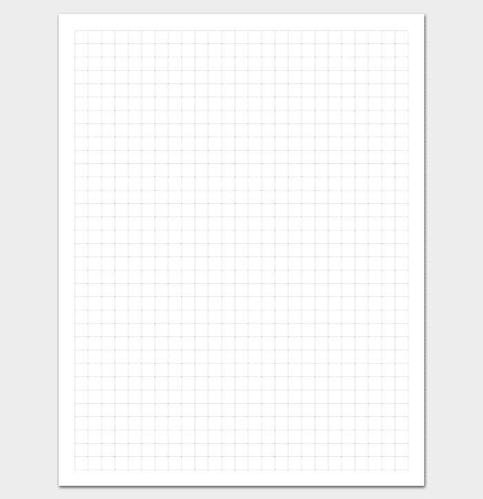 Grid paper template 11 graph papers for word excel pdf for 1 cm graph paper template word