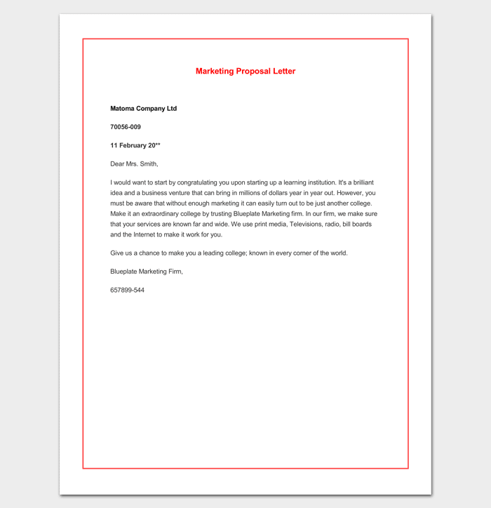 Marketing proposal letter solarfm 5 download business proposal project proposal spiritdancerdesigns Image collections