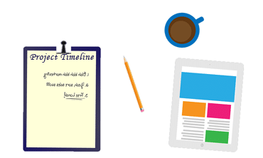 project timeline template for ppt word pdf
