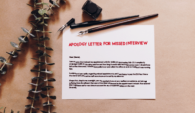 How to apologize for missed interview apology email letter samples how to apologize for missed interview email letter altavistaventures Images