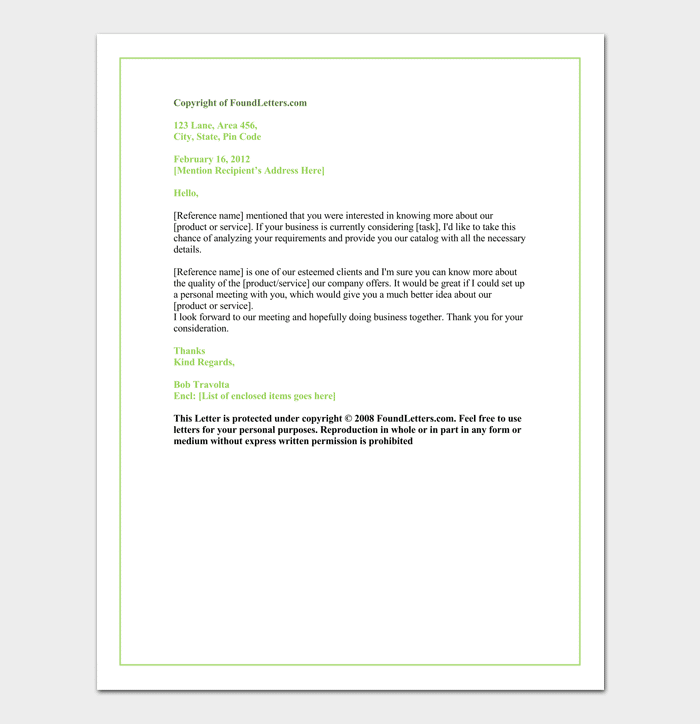 Appointment Request Letter - 14 Letter Samples & Formats