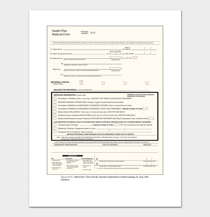 Reschedule Medical Appointment letter Sample