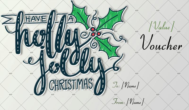 Christmas-Gift-Certificate (Christmas Money Voucher Template)