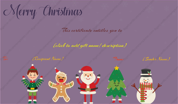 Christmas-Gift-Certificate-in-WORD