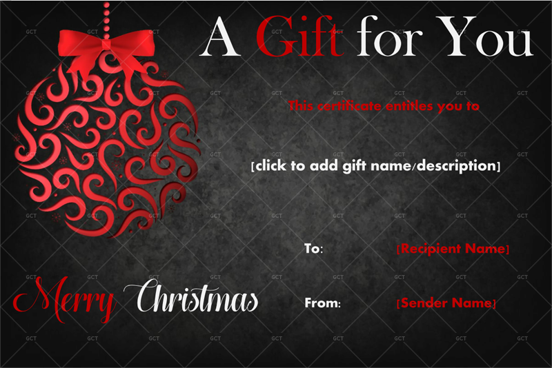 Christmas-Party-Idea-Gift-Certificate (Christmas Gift Certificate Idea)