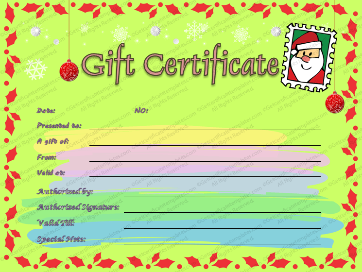 Editable-Christmas-Message-Gift-Certificate-Template