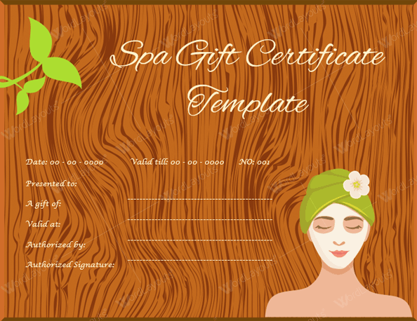 Gift-Certificate-16 (salon gift certificate in Word)