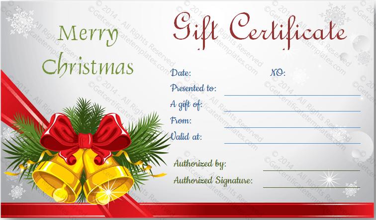 Printable-Christmas-Bells-Gift-Certificate-Template