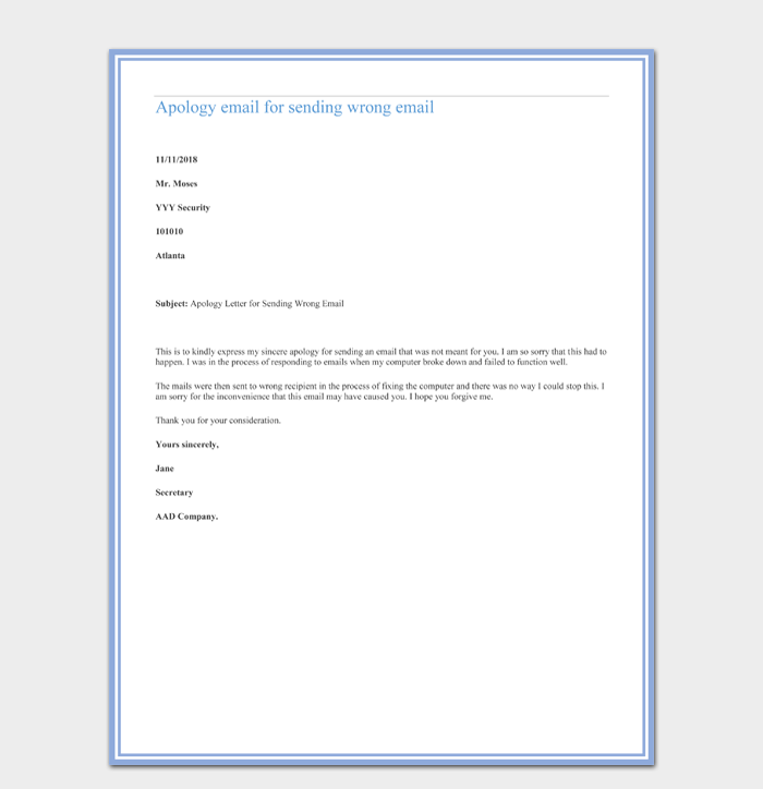 Sample Letter For Giving Information To Boss from images.docformats.com