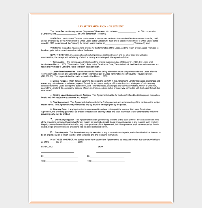 Termination Letter Template Free from images.docformats.com