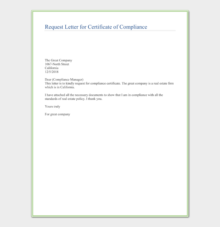 Example Of Certification Letter from images.docformats.com
