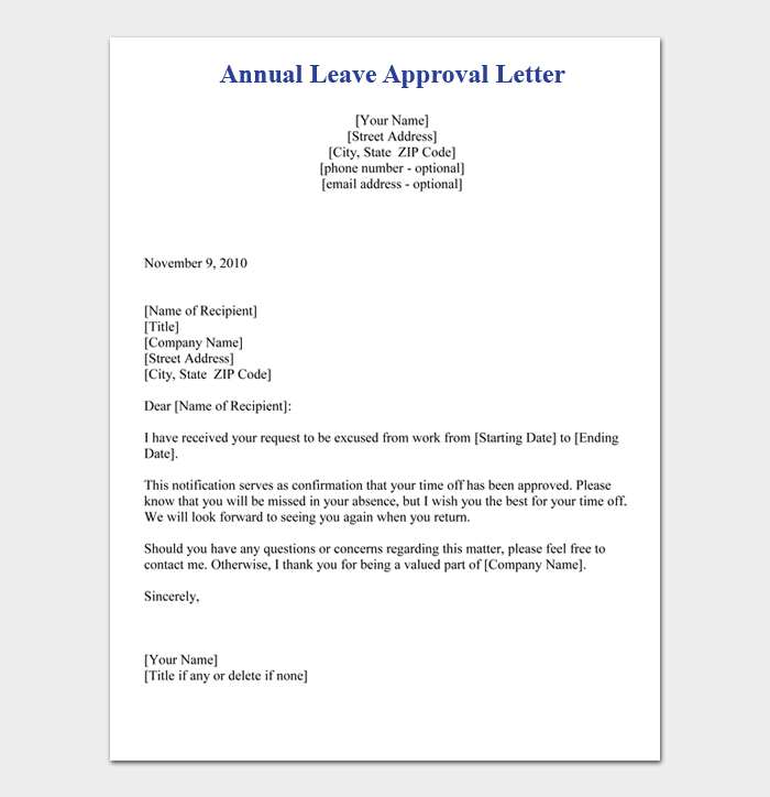 Return From Maternity Leave Letter Template From Employer from images.docformats.com