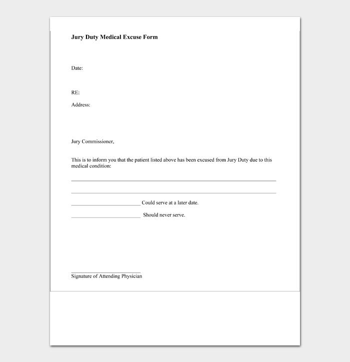 Jury Duty Hardship Letter from images.docformats.com