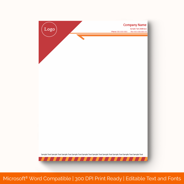 Company Letter Head Template from images.docformats.com