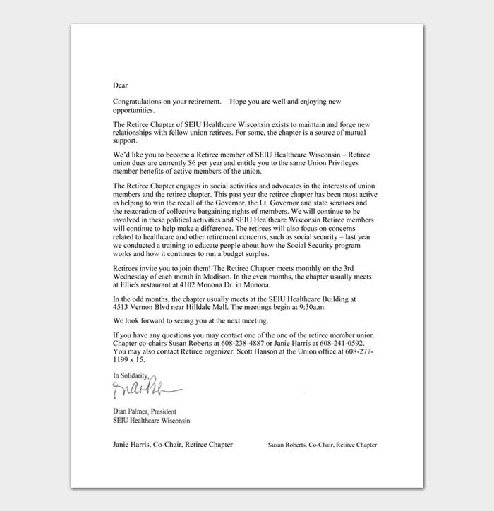 Congratulation Letters #03