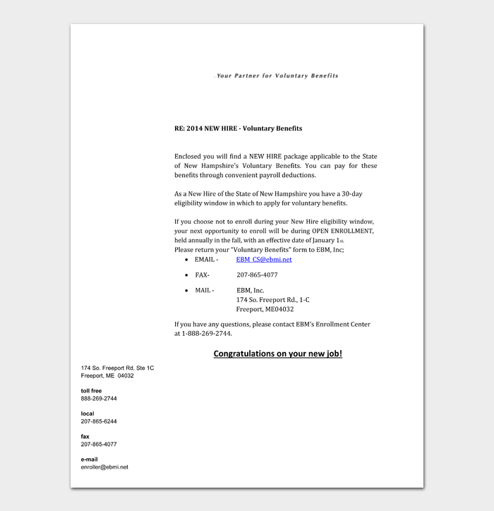 Retirement Congratulation Letters #16