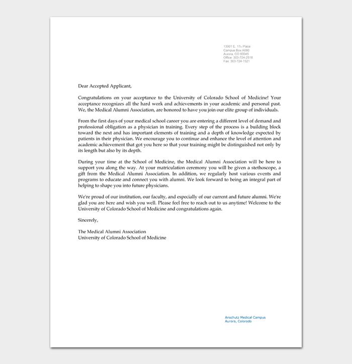Retirement Congratulation Letters #17