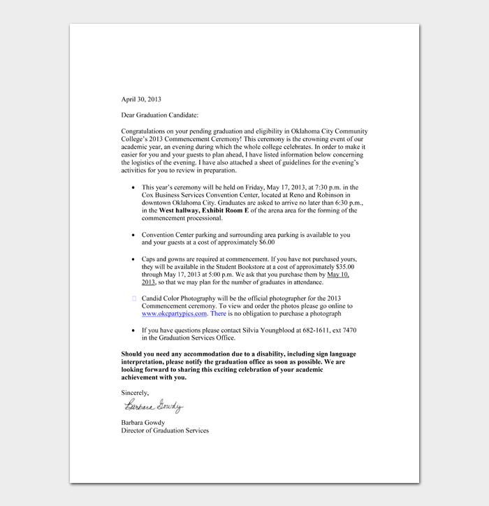 Retirement Congratulation Letters #18