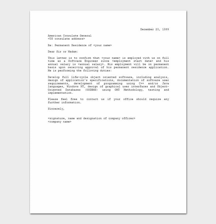 Immigration Letters Of Recommendation 5