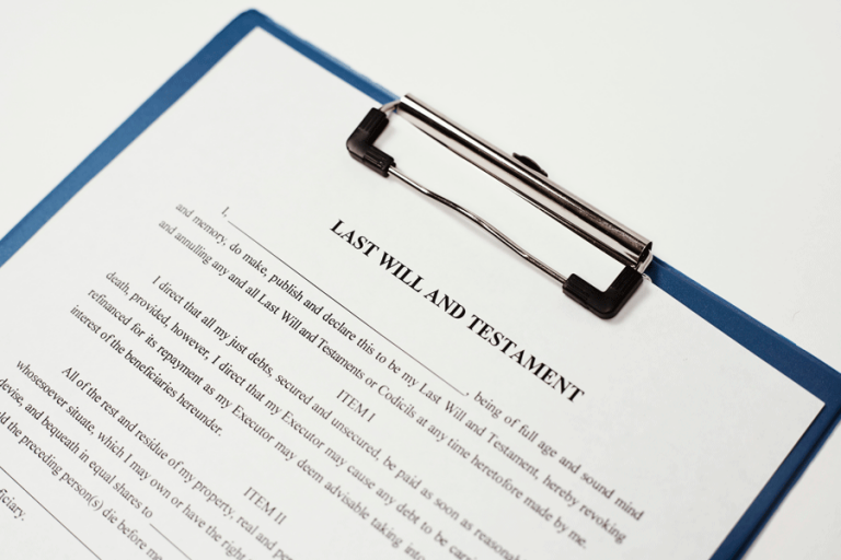 Free Last Will and Testament Templates
