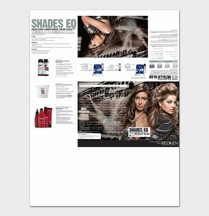 Redken Shades EQ Color Chart #07