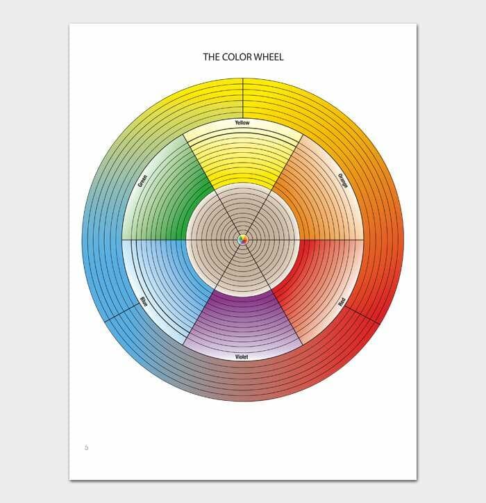 The colorwheel