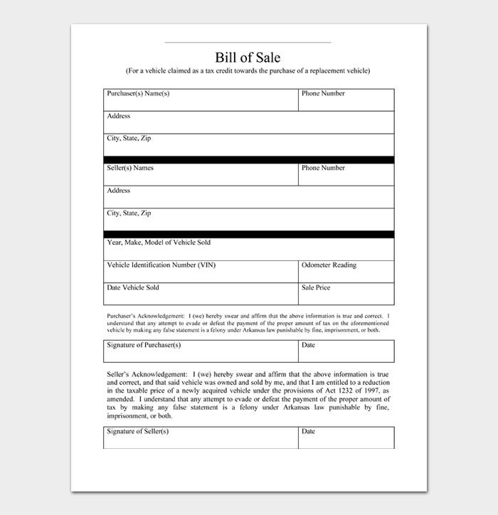 Bill of Sale Main #06