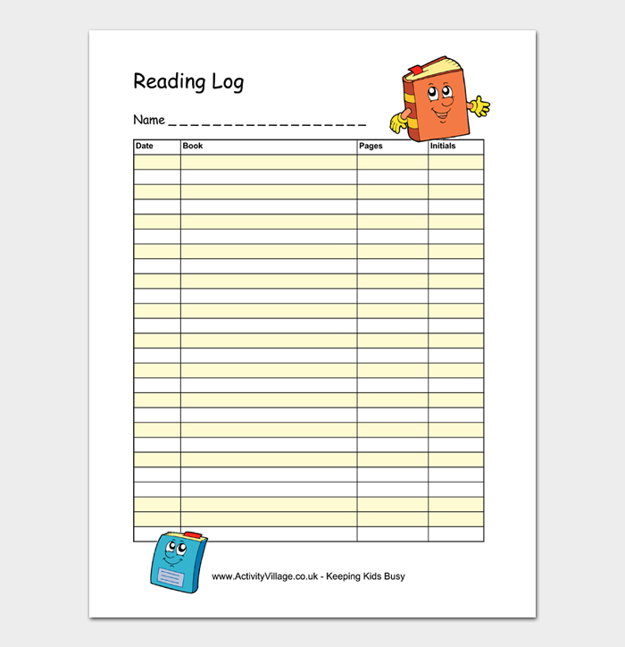 Reading Log #08