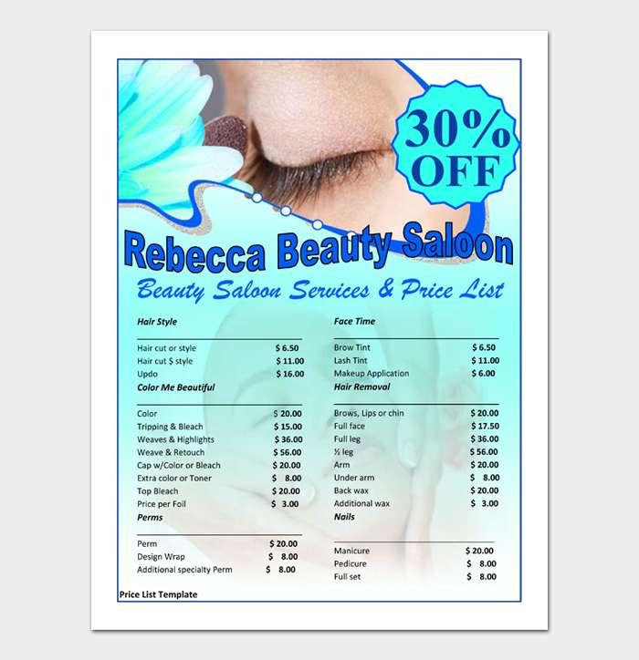 Rebbeca beauty saloon