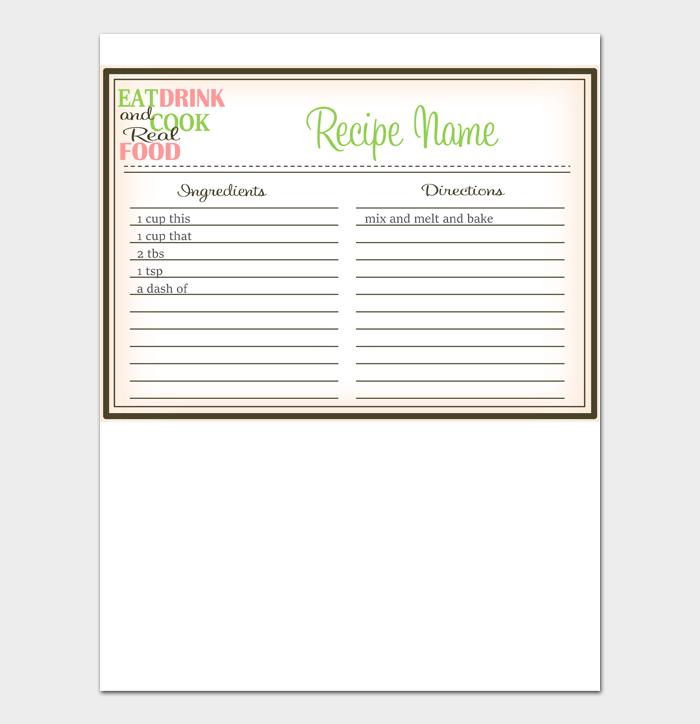 cookbook template #08