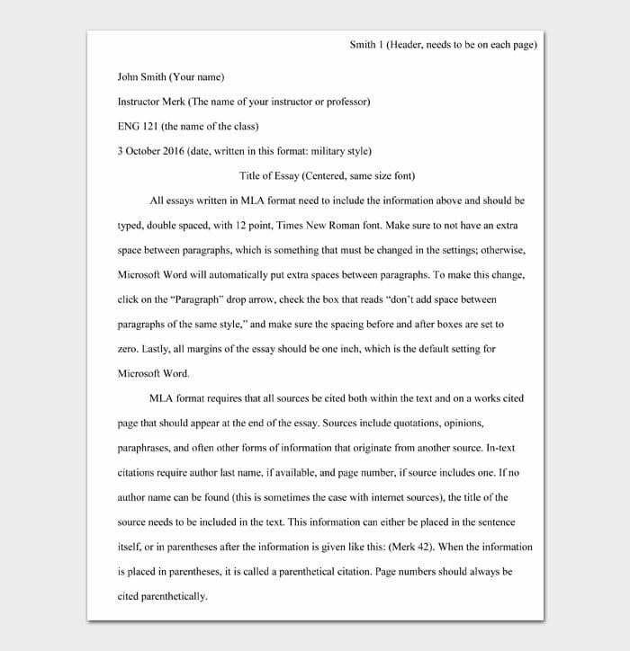 01 college essay format