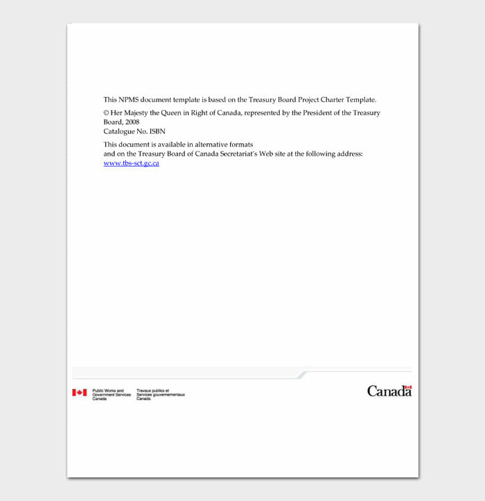 09 Project Charter Template