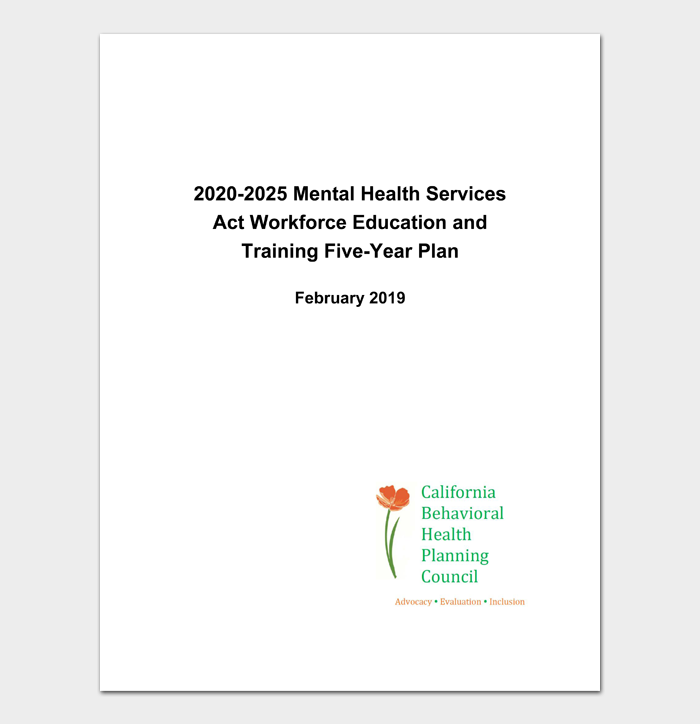 2020 2025 Mental Health Services
