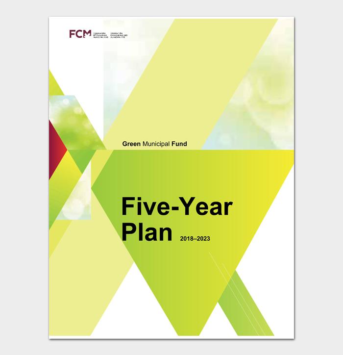 5 Year Plan Templates #04