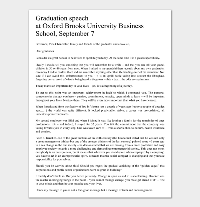 Oxford Brooks University Business