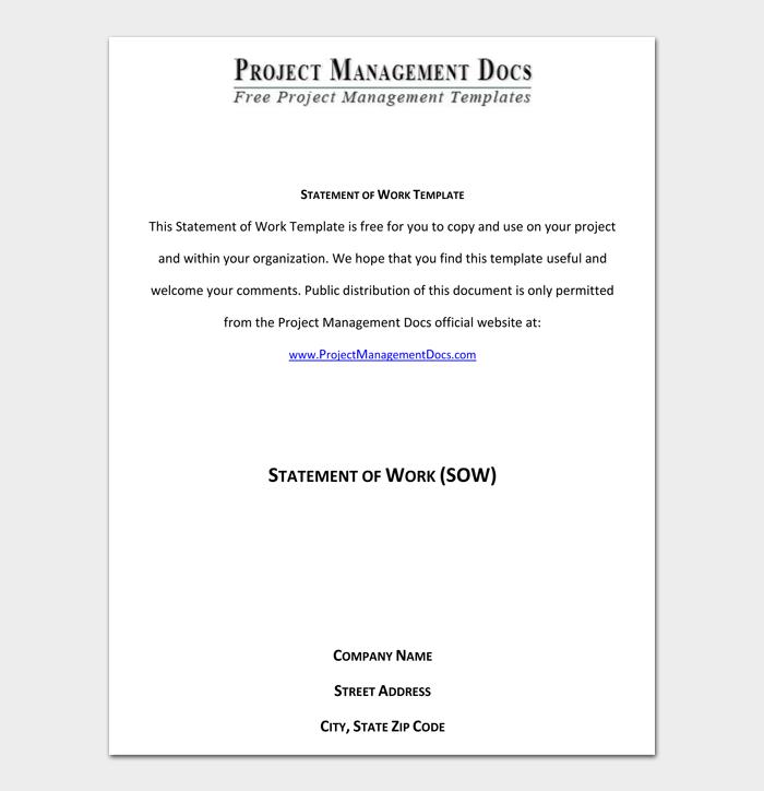 Project Management docs
