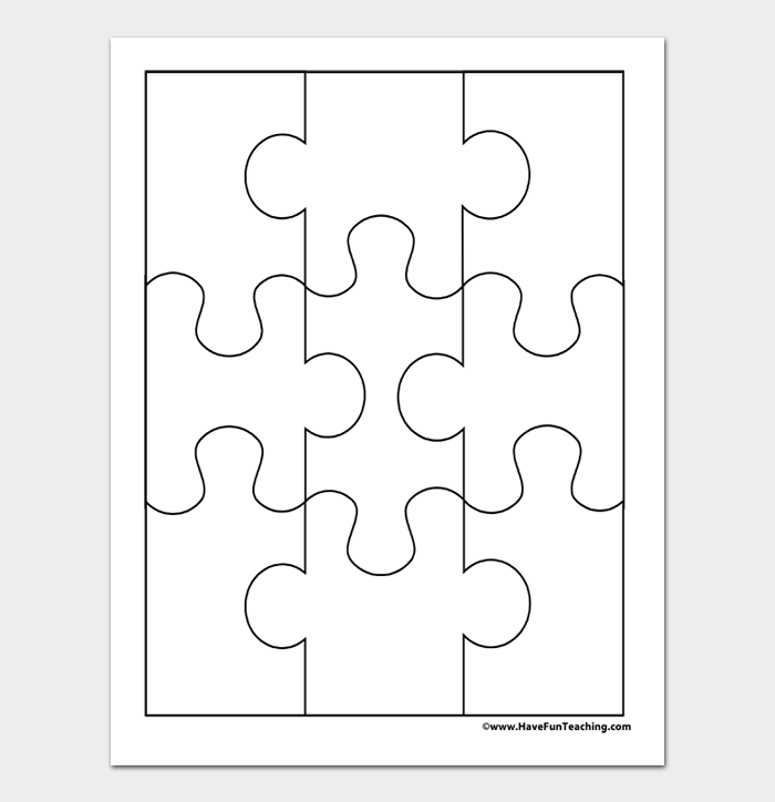 Puzzle Template #01