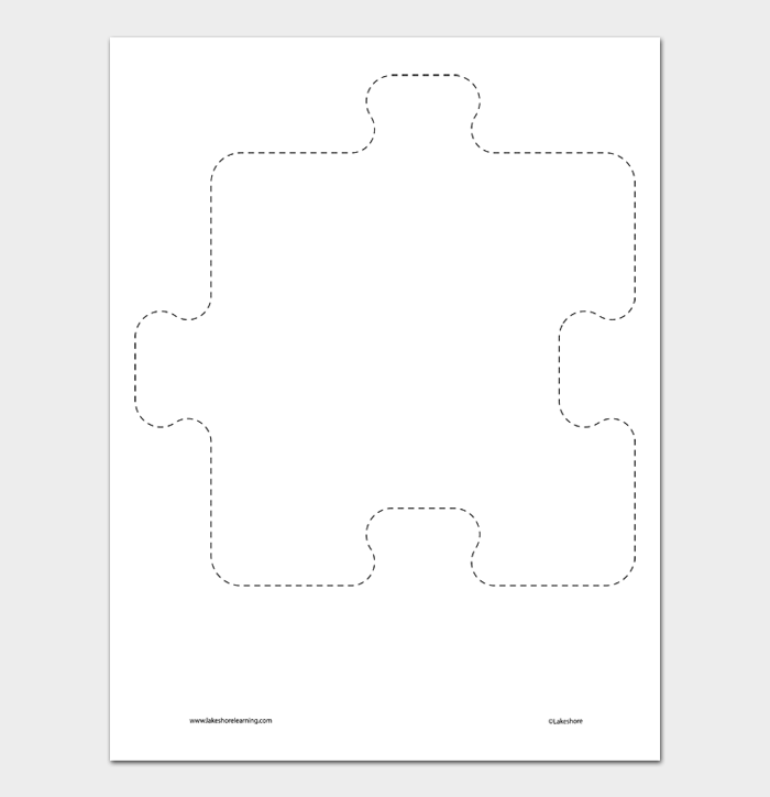 Puzzle Template #07