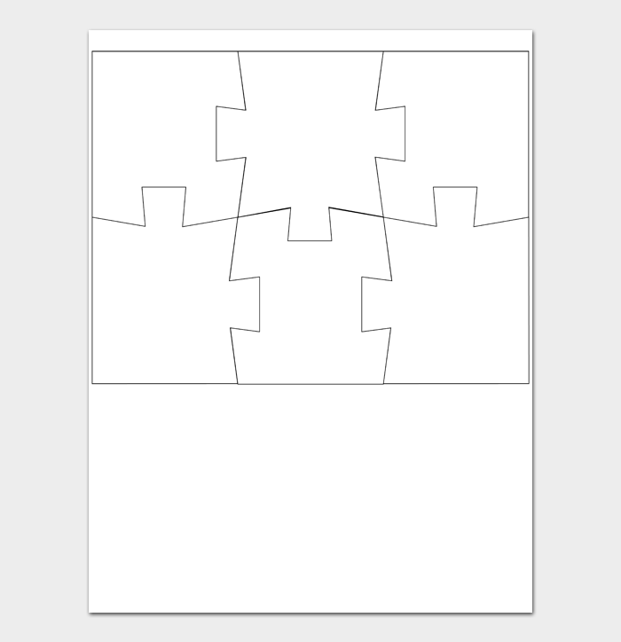 Puzzle Template #10
