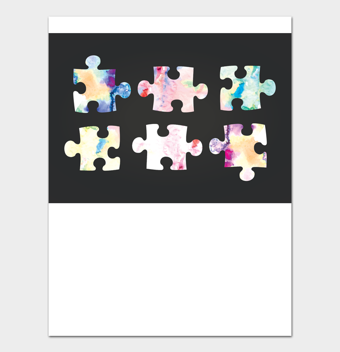 Puzzle Template #13